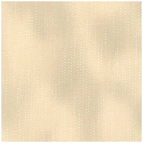 Quilters Basic Dusty beige gestreift