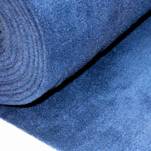 Lambs Fleece marineblau