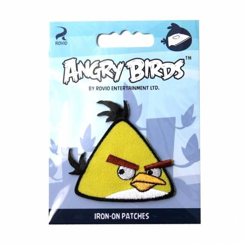 Angry Birds, gelb